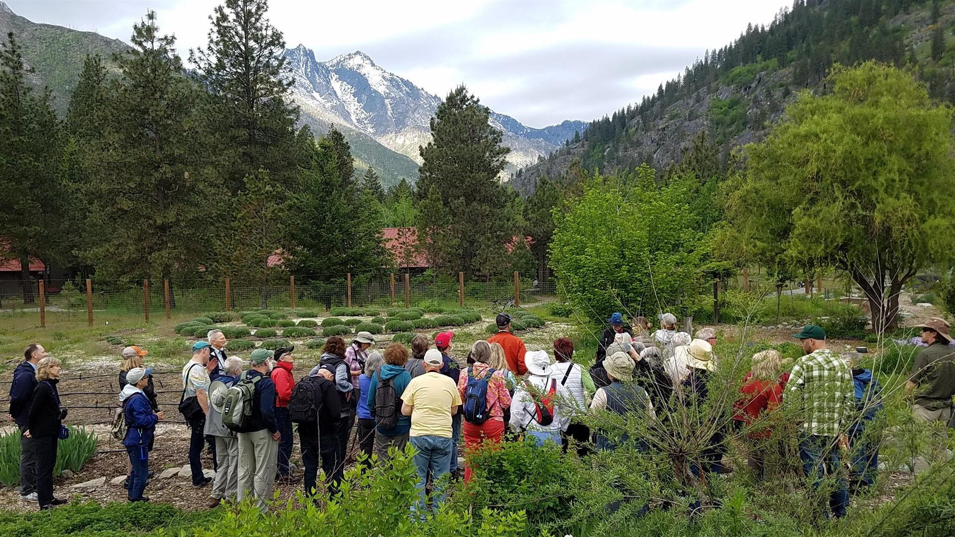 meetings and events at sleeping lady mountain resort, leavenworth