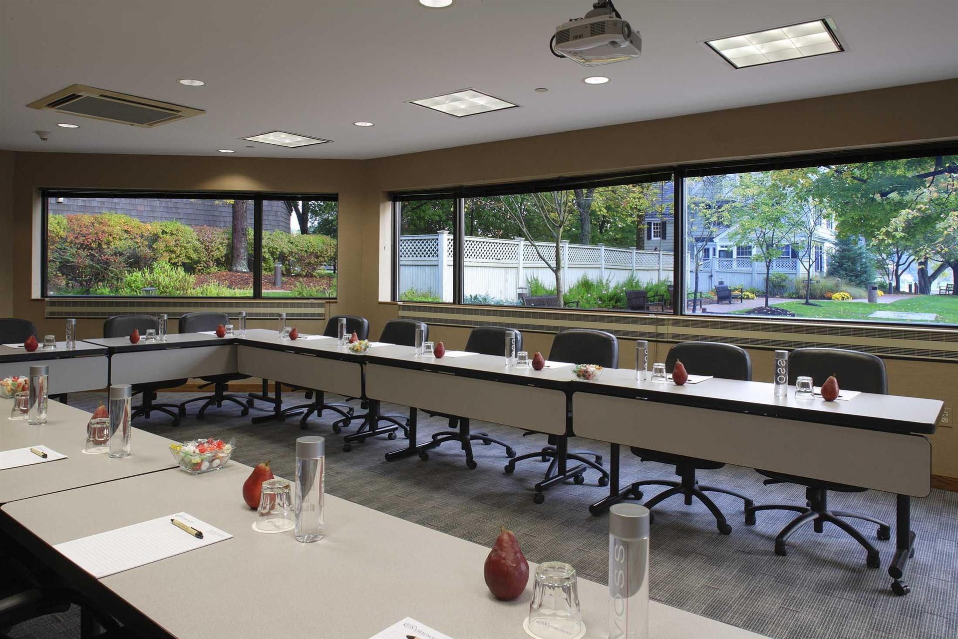 Meetings & Events at Chauncey Hotel & Conference Center Princeton