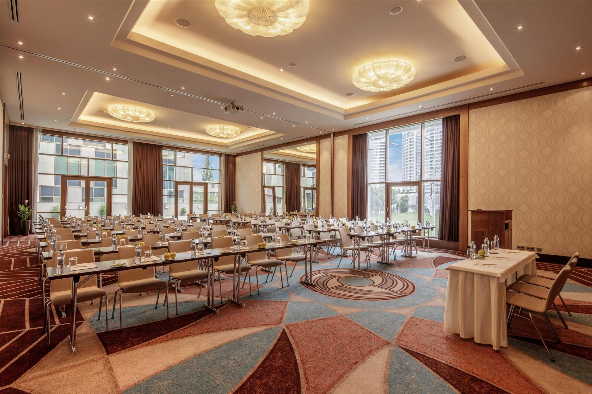 Meeting and event spaces at hilton austria hotels vienna and - Waldorf I