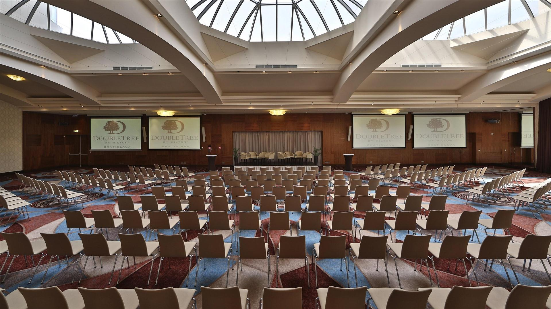 Meeting and event spaces at hilton austria hotels vienna and - Hilton Ballroom