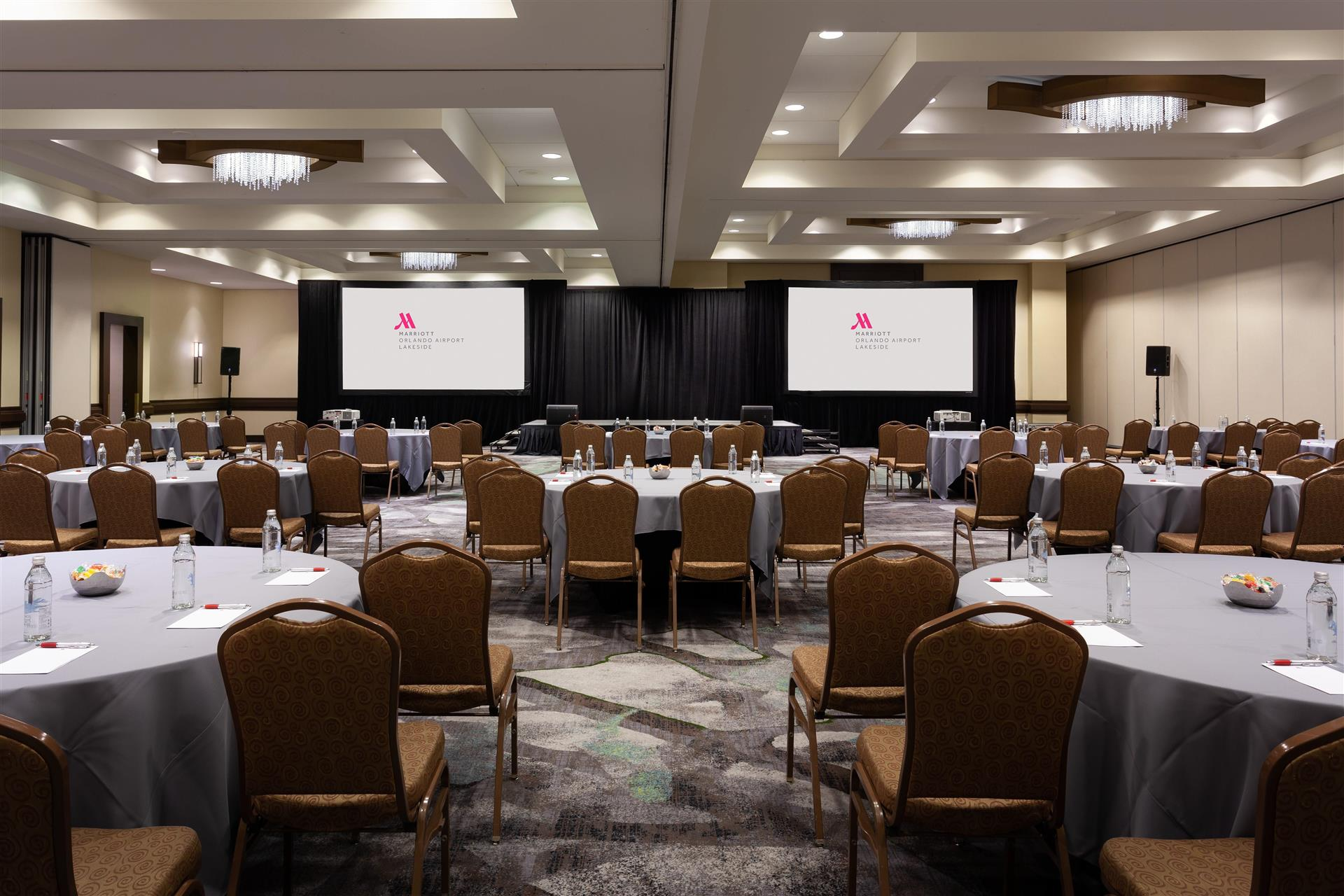 Meetings and events at Orlando World Center Marriott