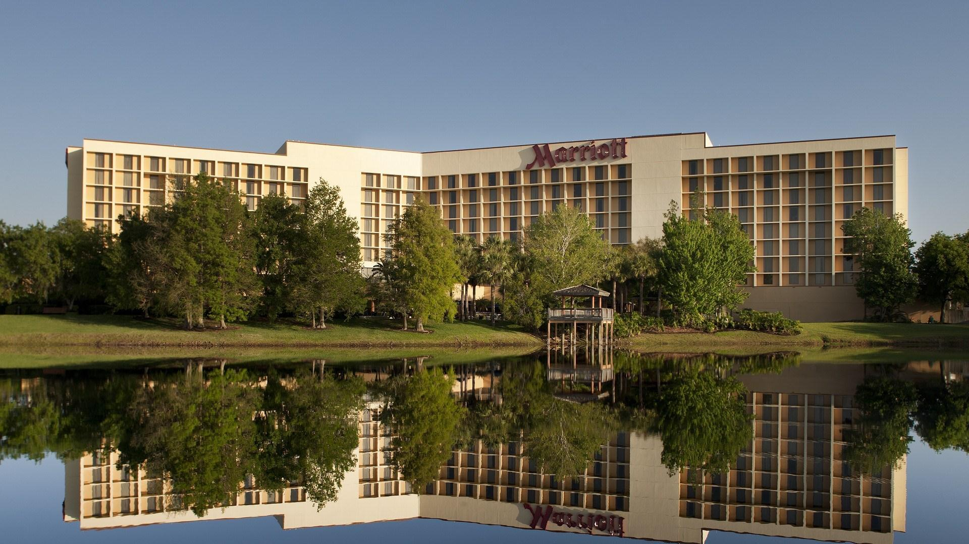 Meetings and Events at Orlando Airport Marriott Lakeside, Orlando ...