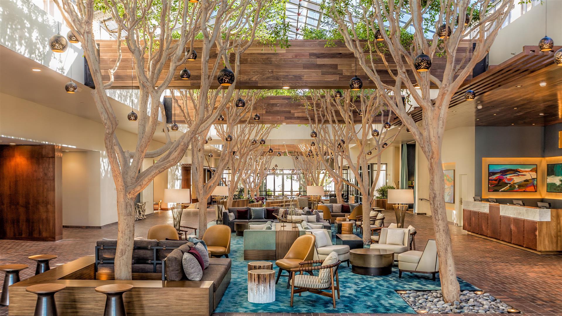 Meetings & Events at Portola Hotel & Spa at Monterey Bay Monterey