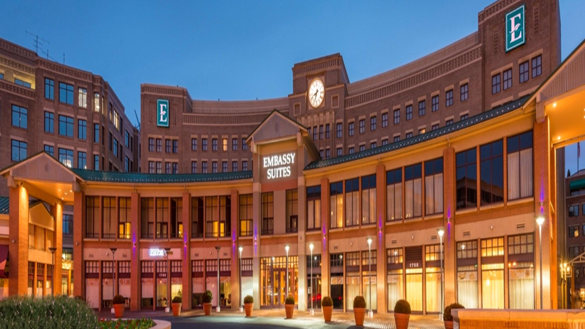 Meetings & Events at Embassy Suites by Hilton Alexandria Old Town