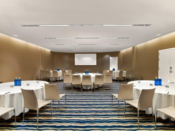 Meetings and events at W Barcelona, Barcelona, ES