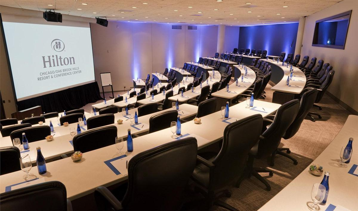 Meetings and events at Hilton Chicago/Oak Brook Hills Resort