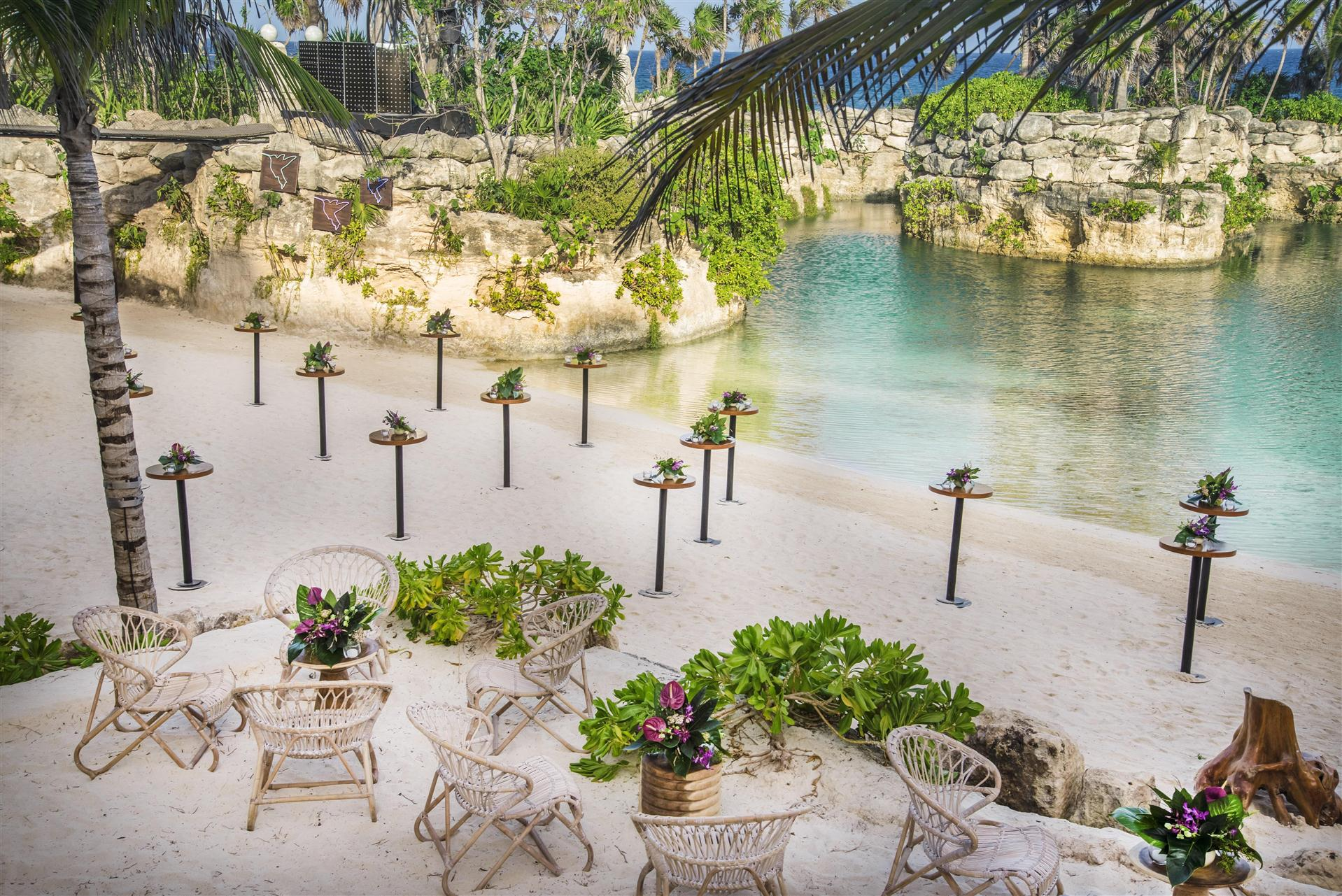 Meetings And Events At Hotel Xcaret Mexico Playa Del Carmen MX