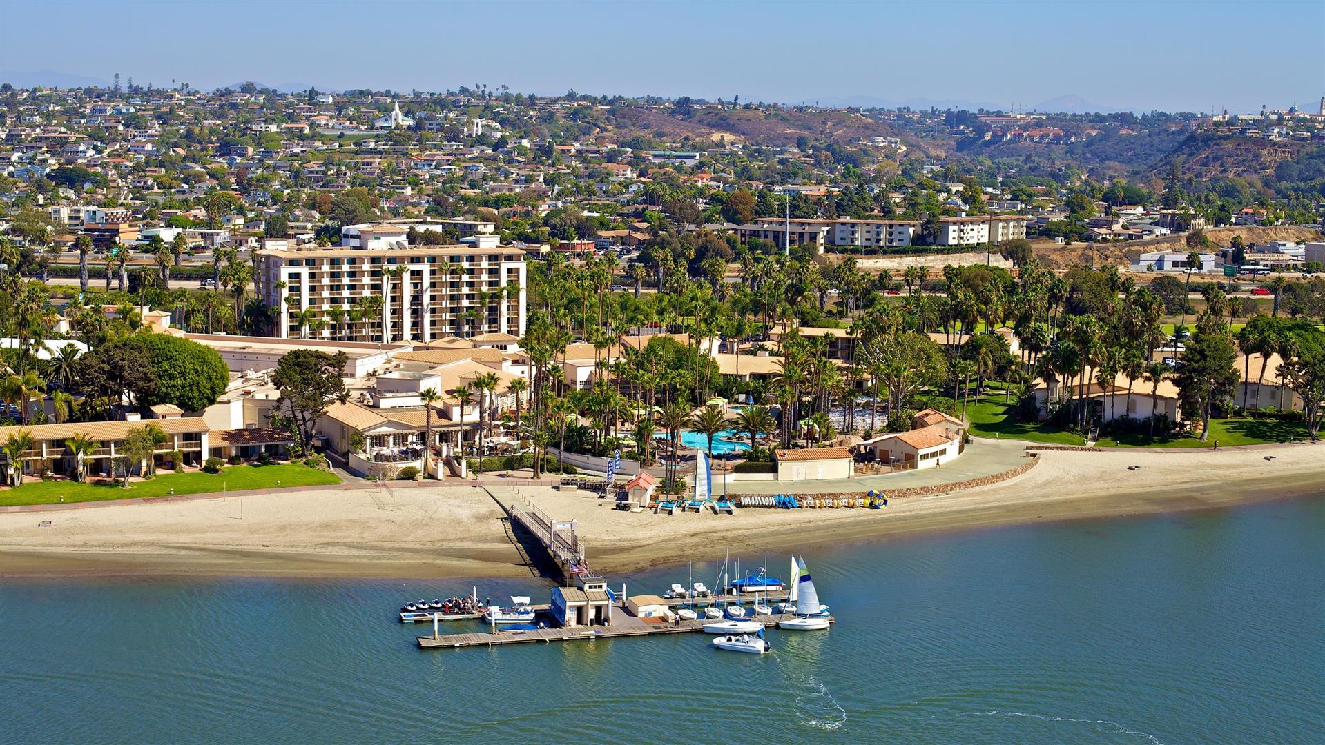 Meetings And Events At Hilton San Diego Resort U0026 Spa, San ...
