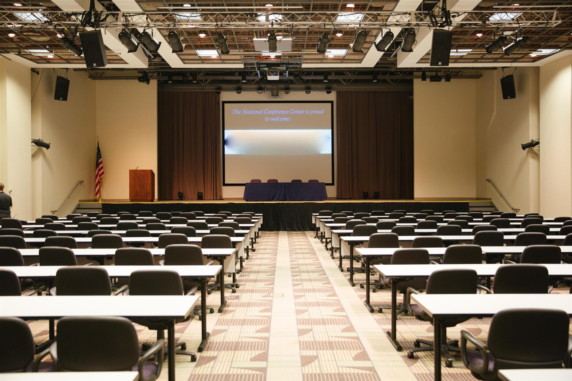 Meetings and events at The National Conference Center