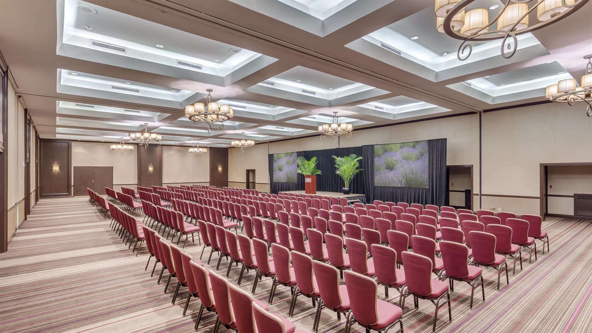 Meetings and events at Crowne Plaza Danbury, Danbury, CT, US