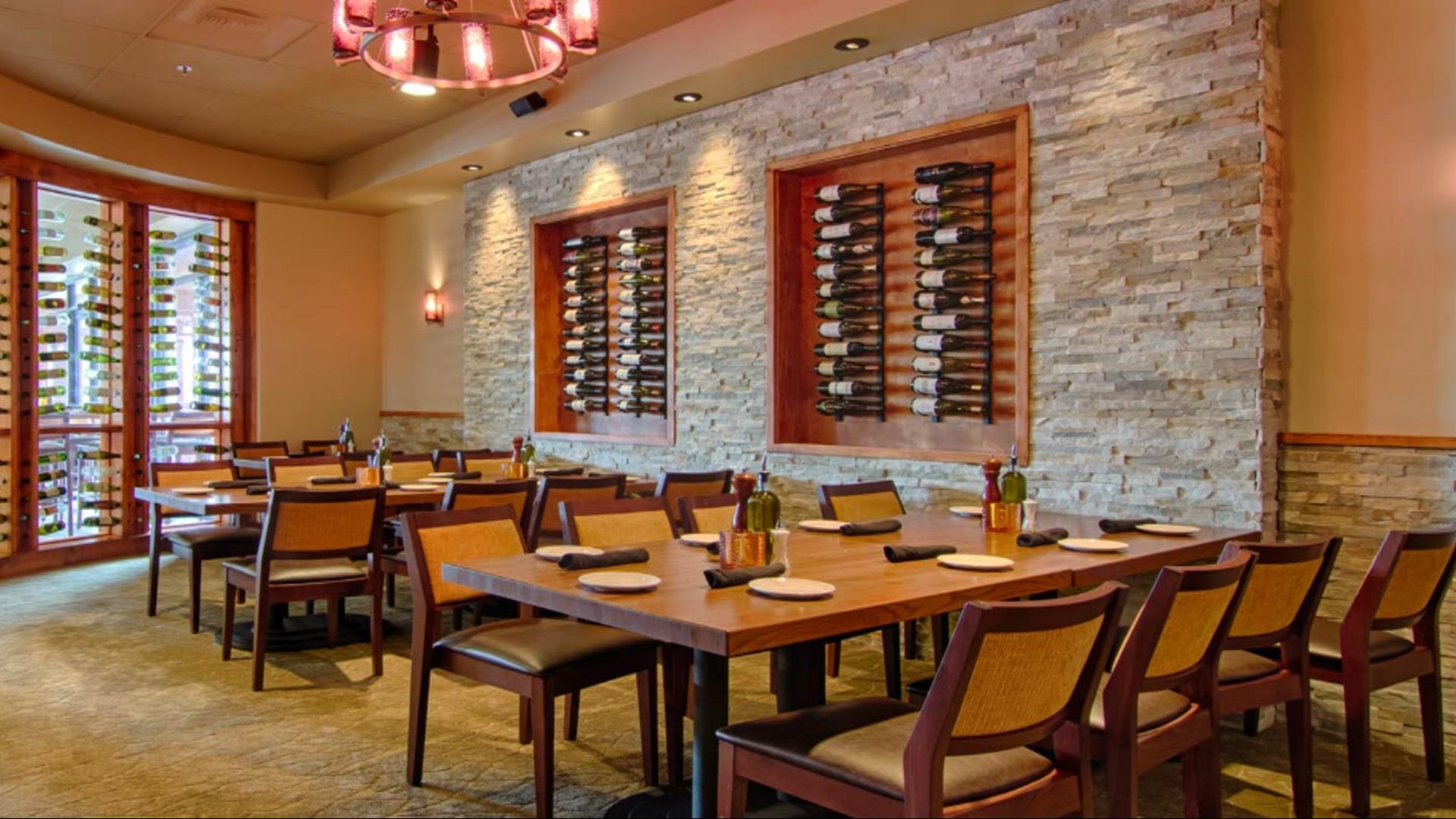 Meetings And Events At Travinia Italian Kitchen Wine Bar