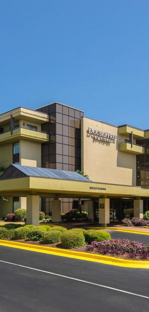 Meetings and events at DoubleTree by Hilton Hotel Columbia