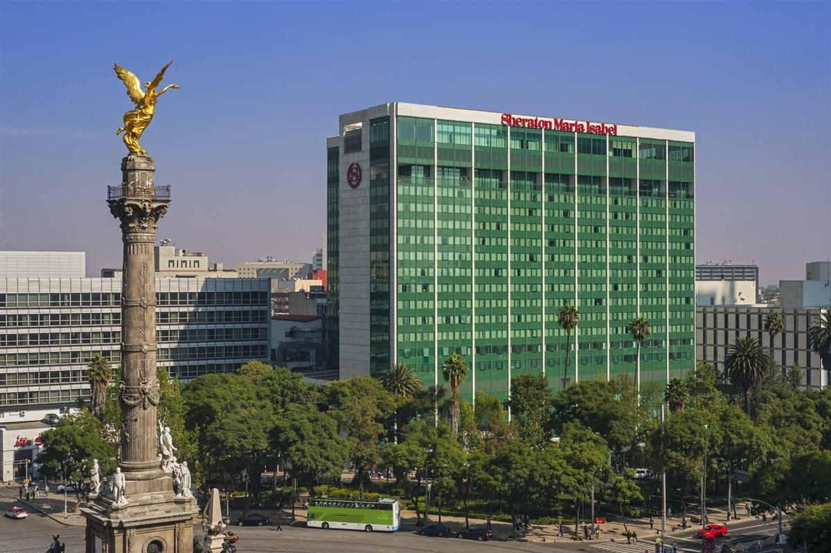 Meetings And Events At Sheraton Mexico City Maria Isabel