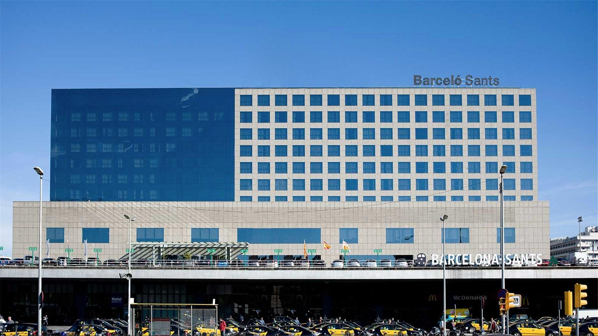 Meetings and events at Barcelo Sants, Barcelona, ES