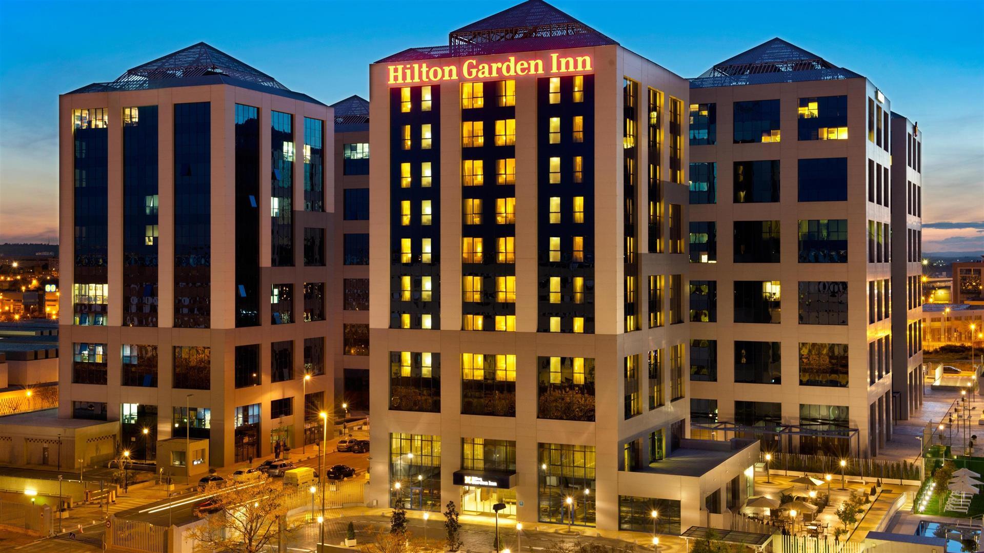 Meetings And Events At Hilton Garden Inn Sevilla Sevilla Es