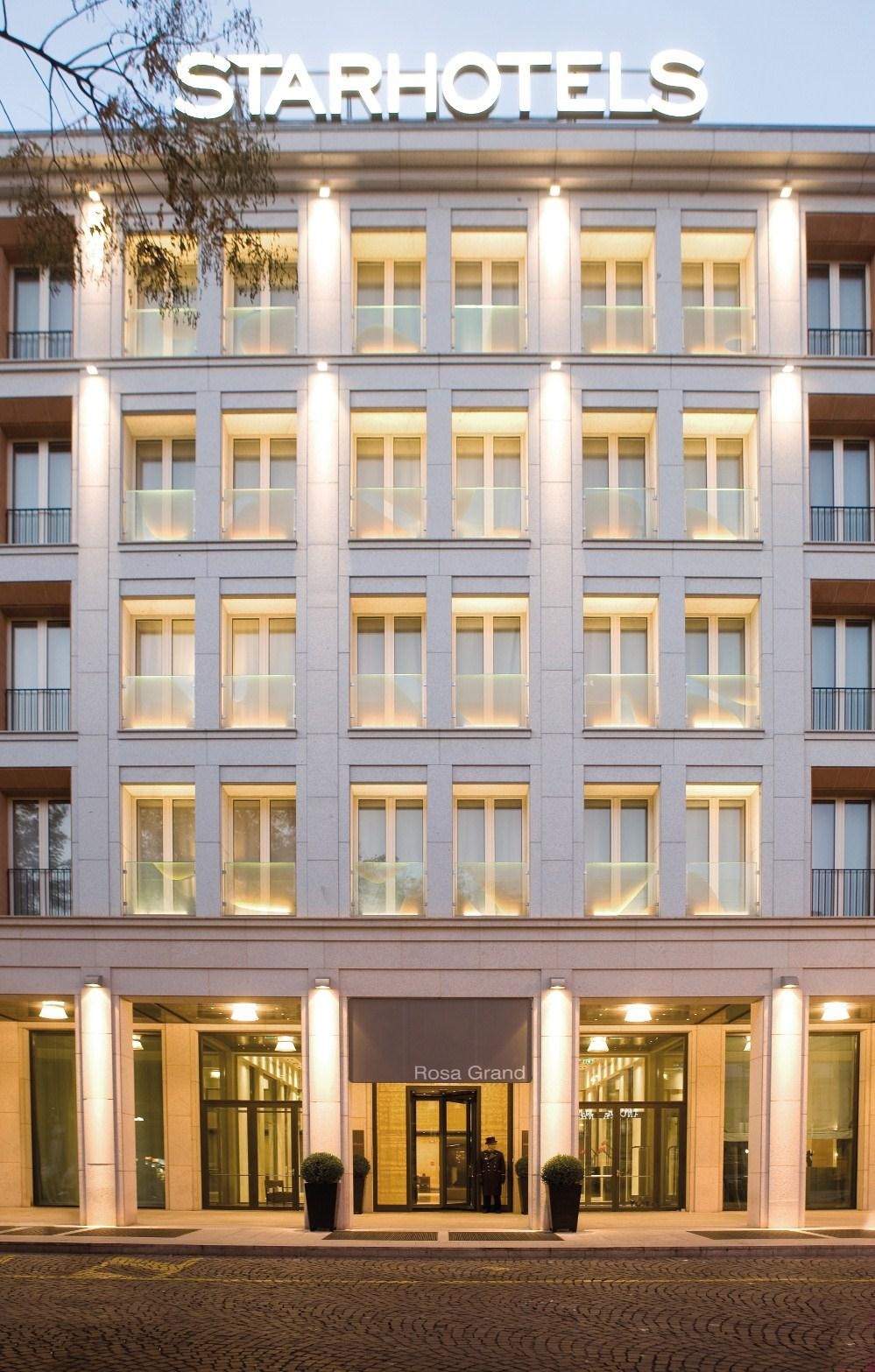 Venues promotions city guides for Grey hotel milano