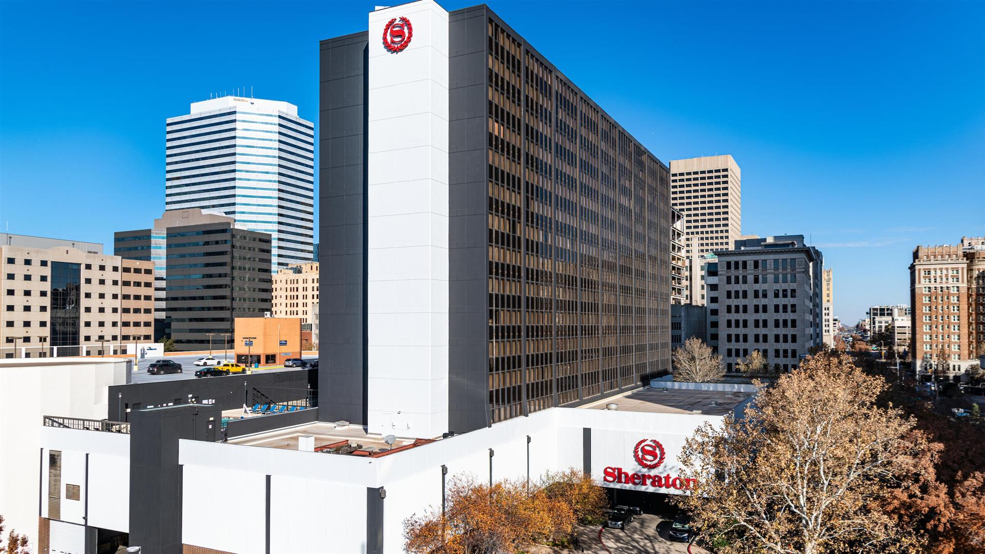 Meetings and events at Sheraton Oklahoma City Downtown Hotel