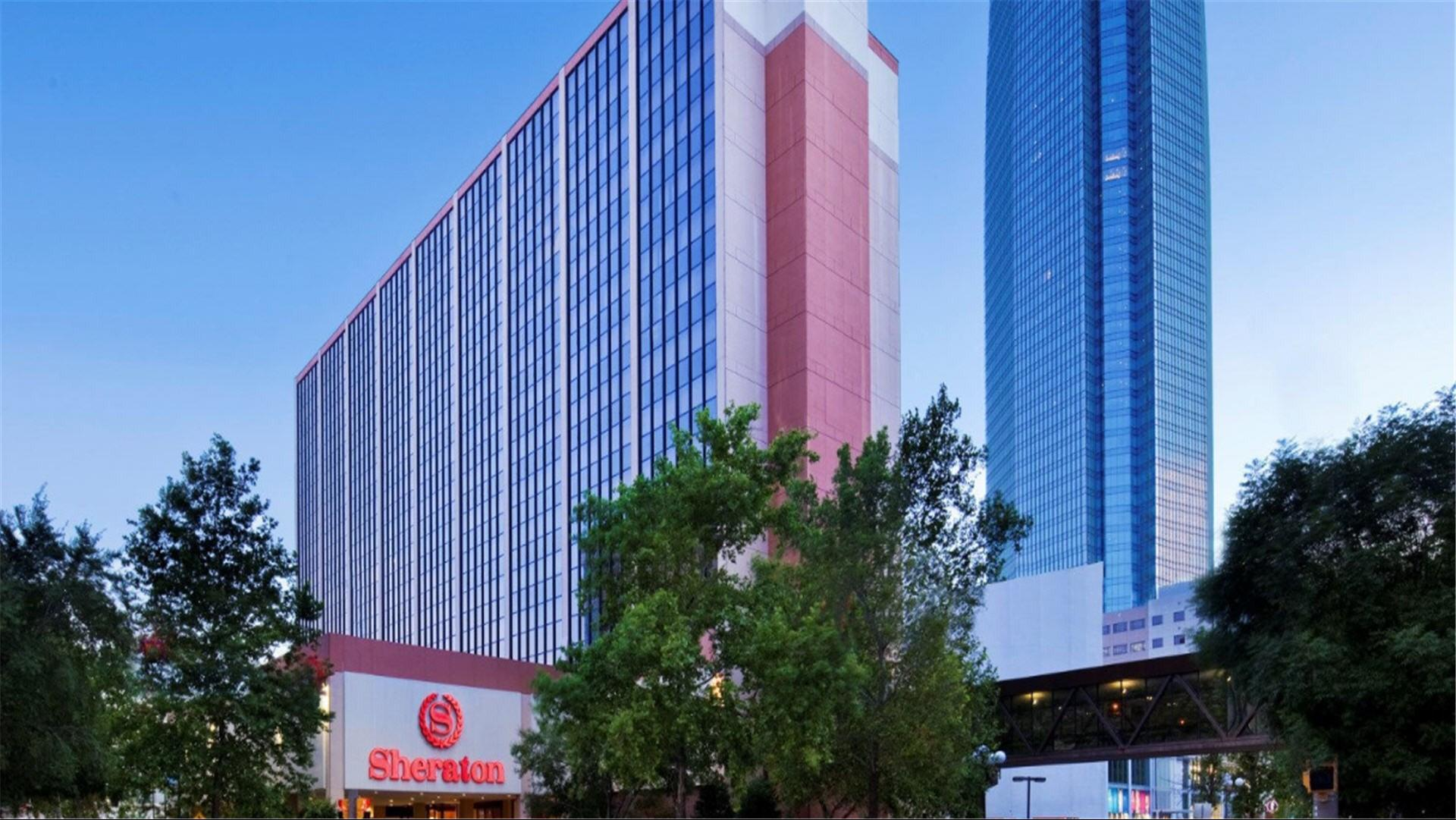 Meetings And Events At Sheraton Oklahoma City Downtown Hotel, Oklahoma City,  OK, US