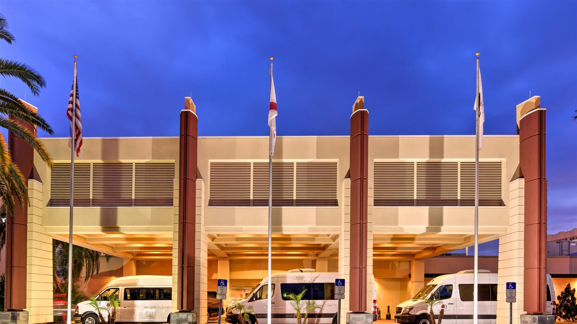 Meetings & Events at DoubleTree by Hilton Hotel Tampa Airport