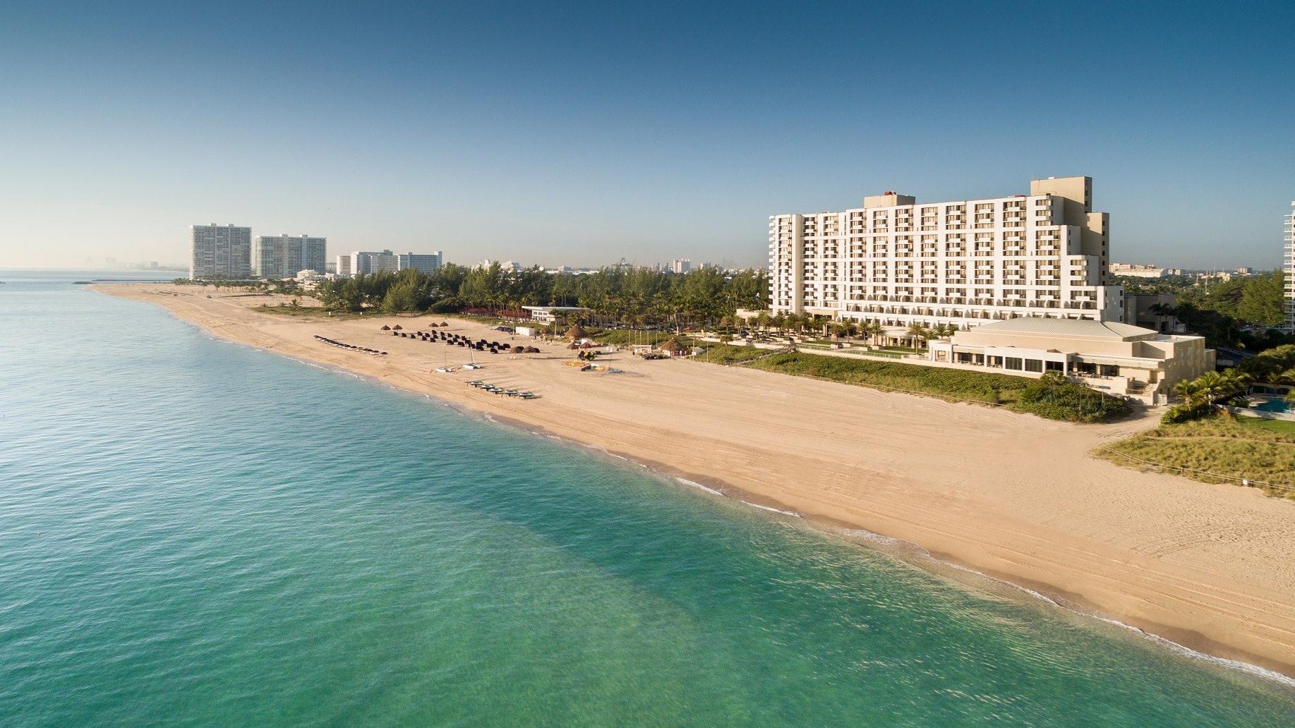 Meetings and events at Fort Lauderdale Marriott Harbor Beach Resort