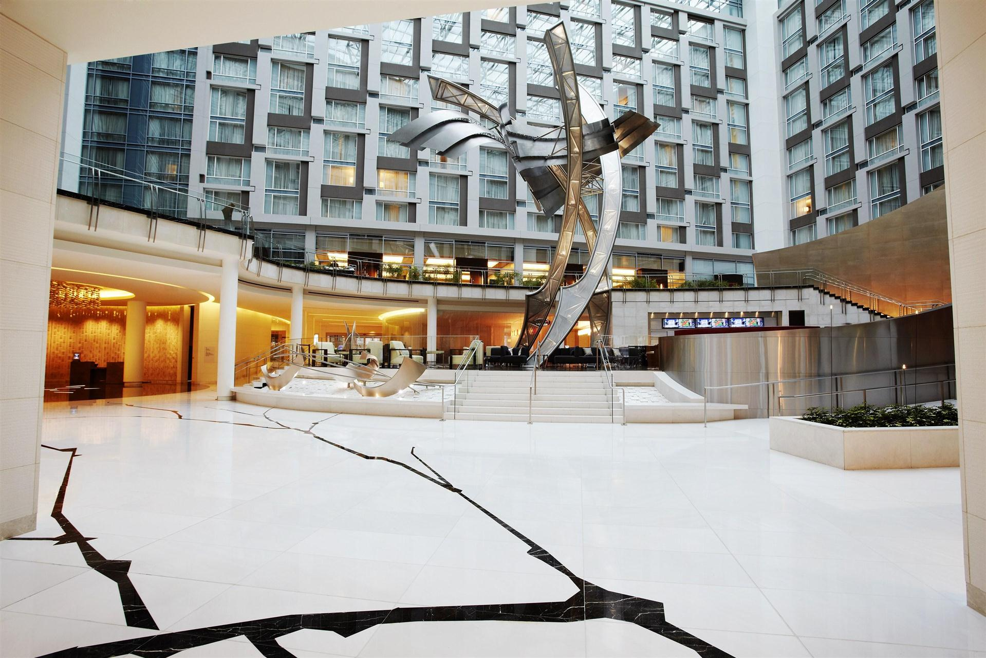Marriott Marquis Washington DC Meetings and Events