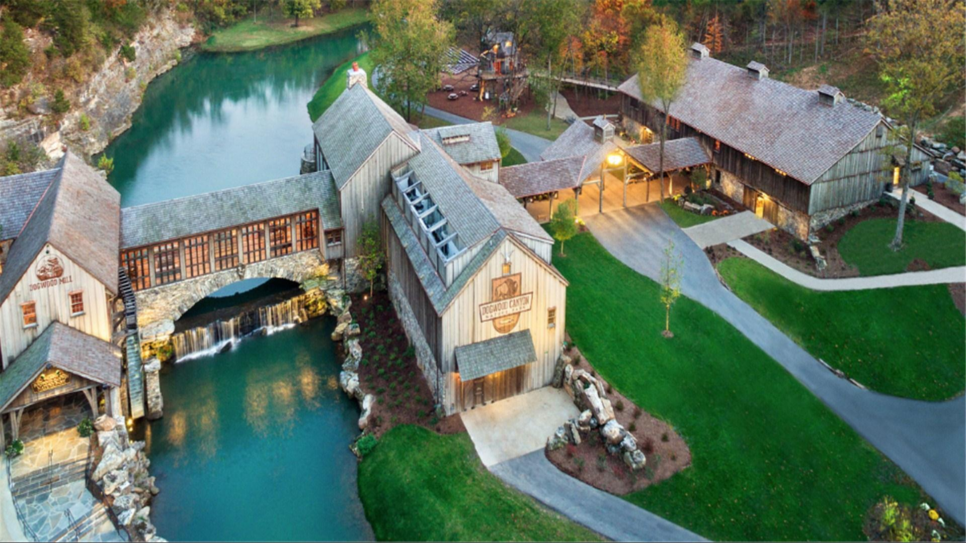 Meetings And Events At Big Cedar Lodge Branson MO US