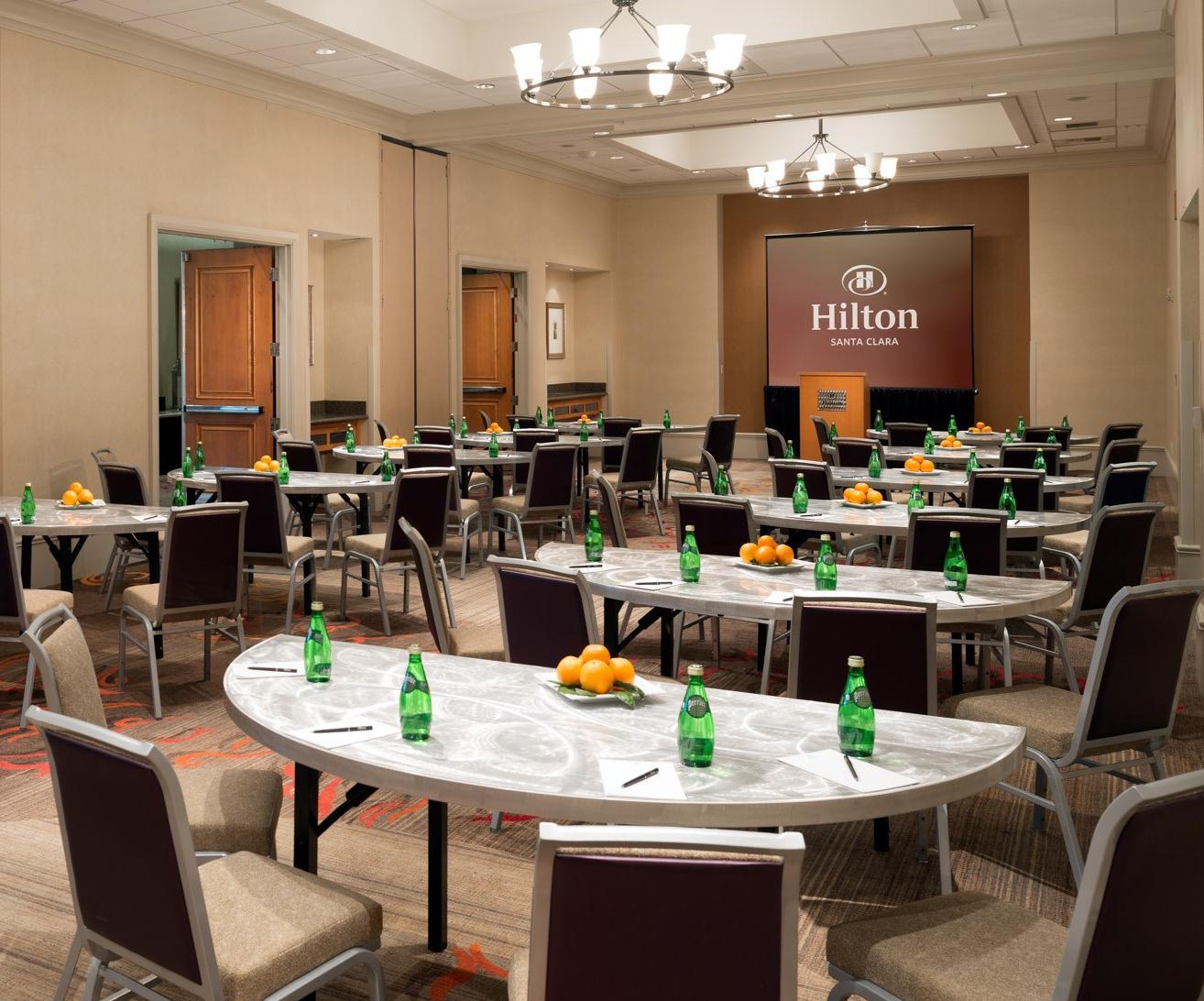 Meetings and Events at Hilton Santa Clara, Santa Clara, CA, US