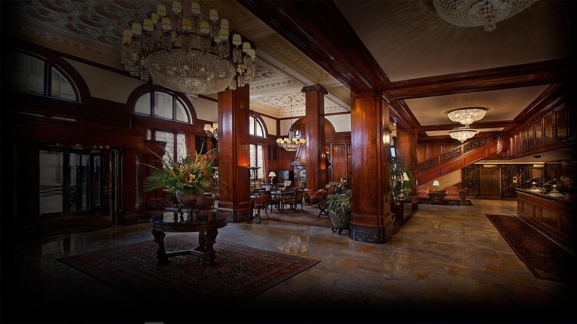 Meetings and Events at The Benson, a Coast Hotel, Portland, OR, US