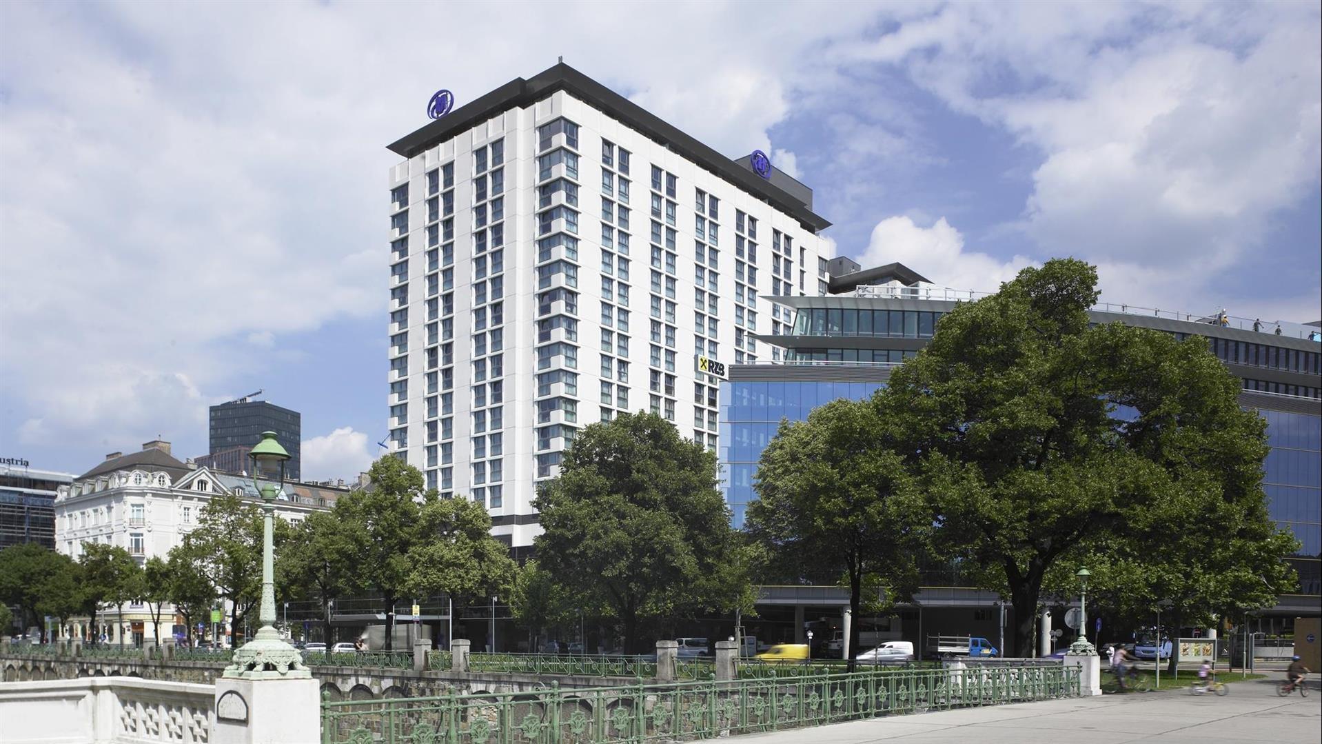 Meetings And Events At Hilton Vienna Vienna At