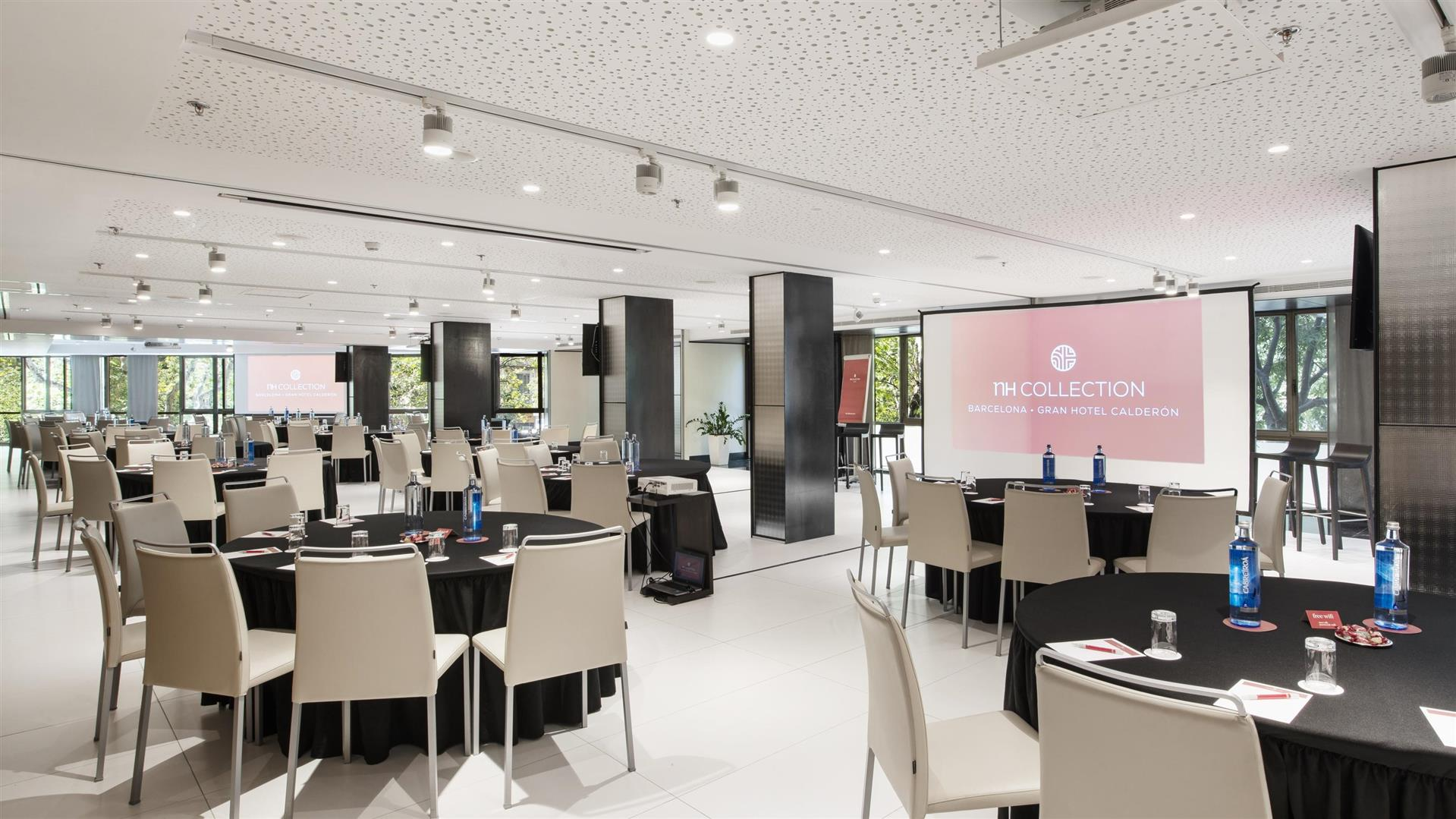 Meetings And Events At Nh Collection Barcelona Gran Hotel
