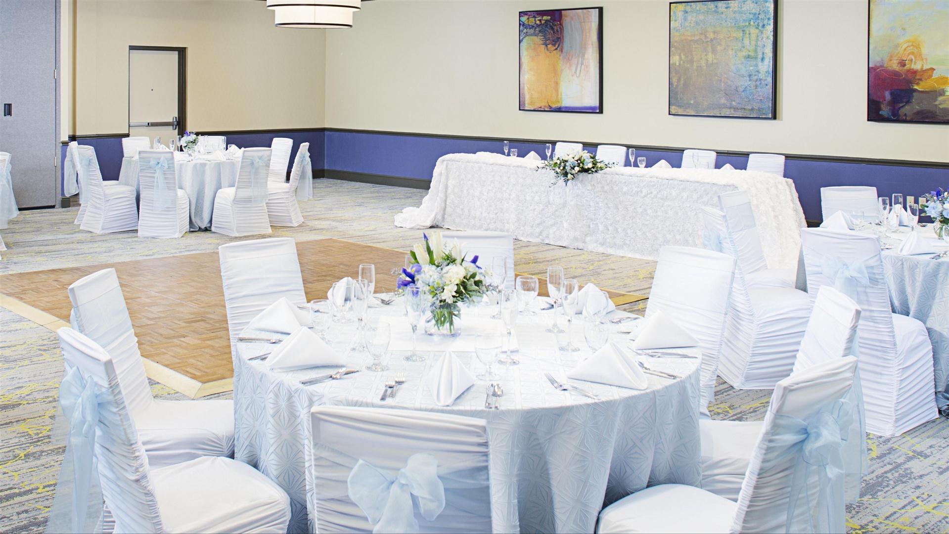 Meetings & Events at Hilton Garden Inn Hartford North Bradley Int