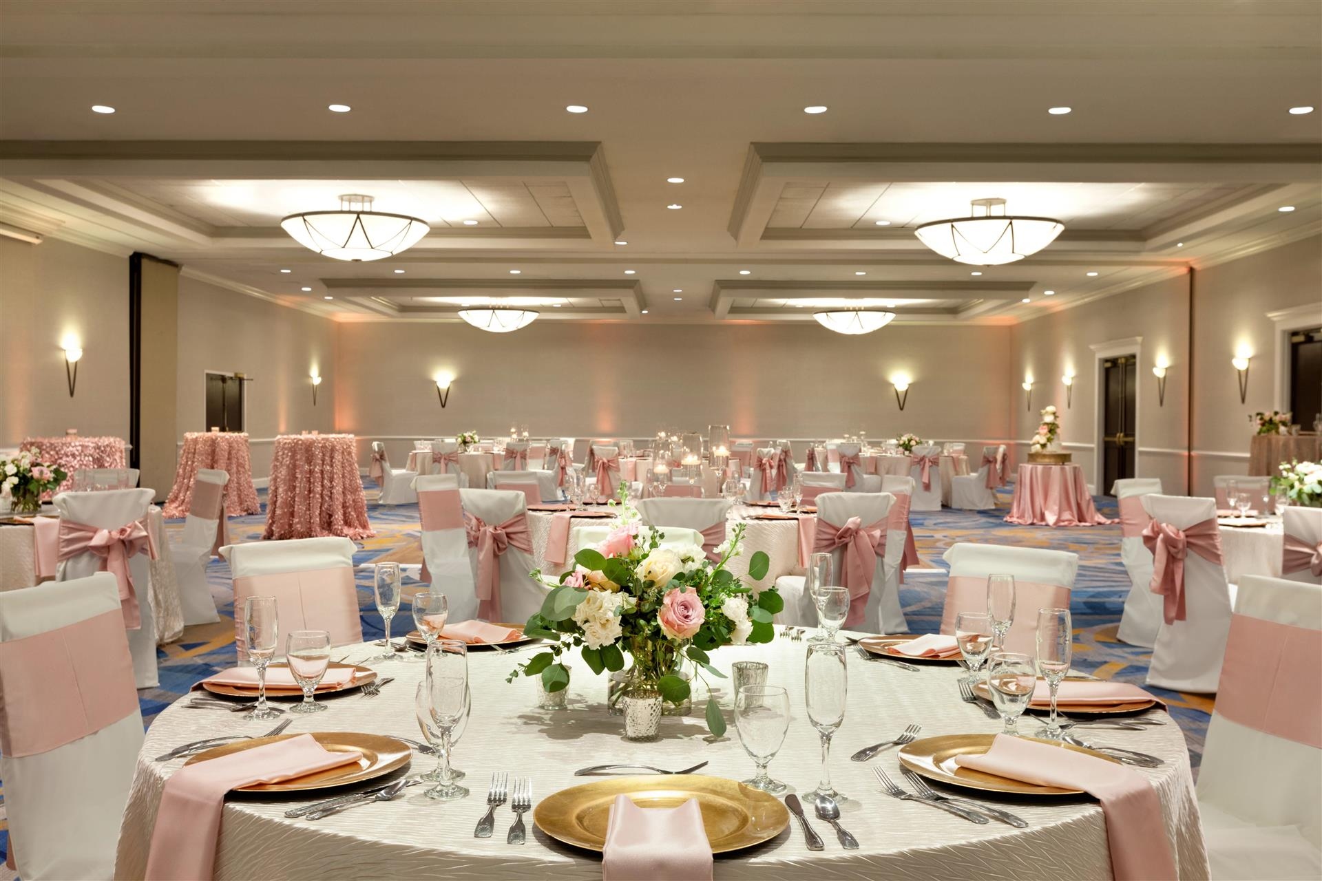 Meetings and Events at DoubleTree by Hilton Hotel Annapolis ...