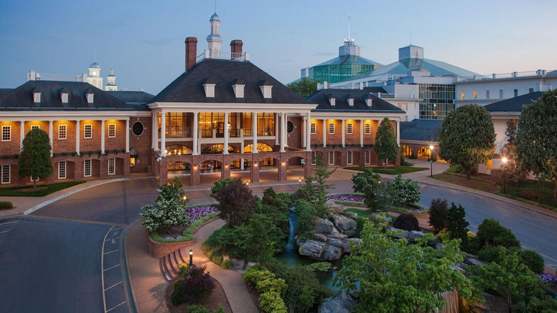 Meetings And Events At Gaylord Opryland Resort Convention Center