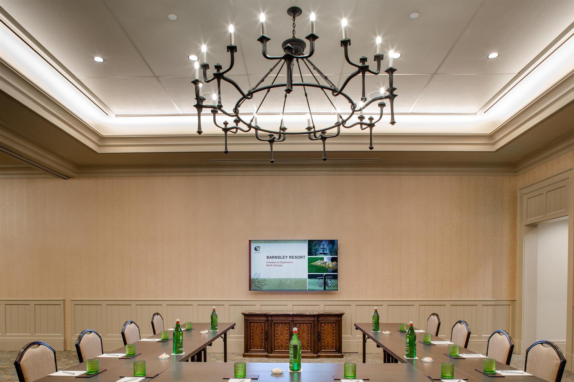 Meetings and Events at Barnsley Resort, Adairsville, GA, US