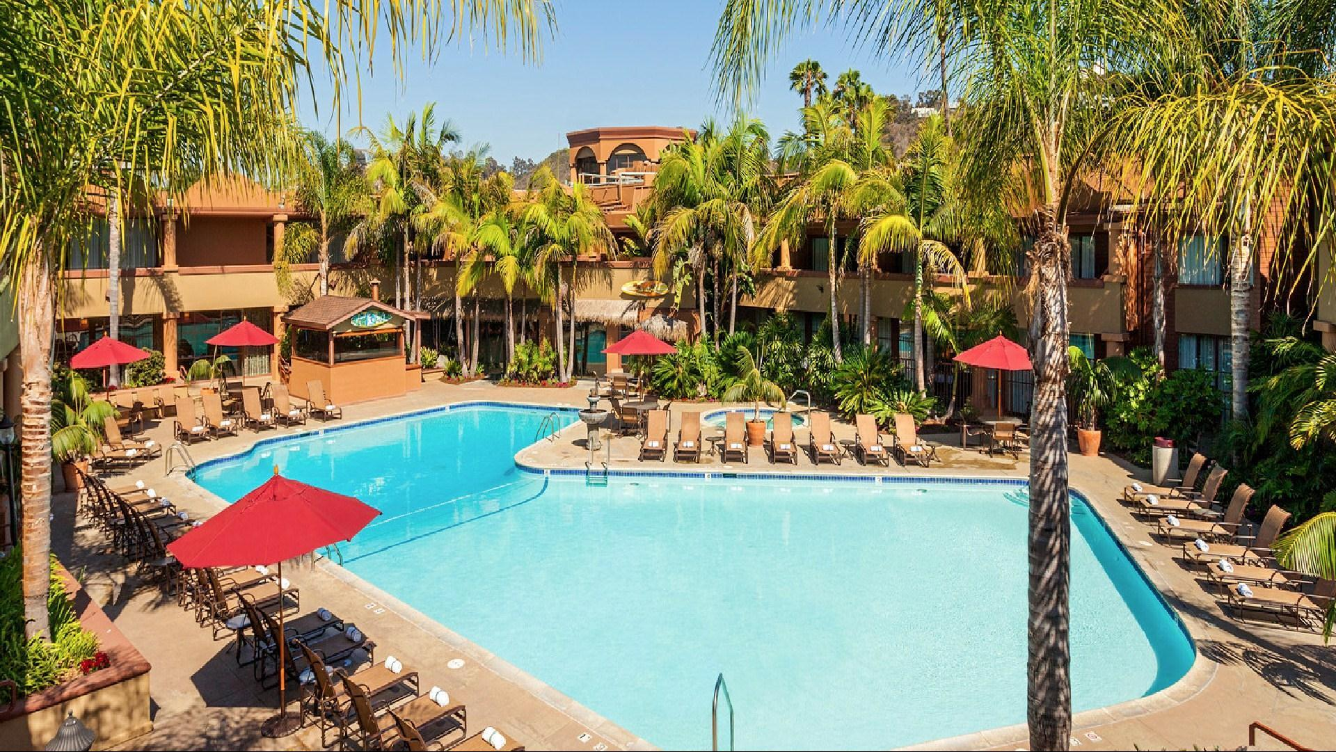Meetings and Events at Handlery Hotel San Diego, San Diego, CA, US