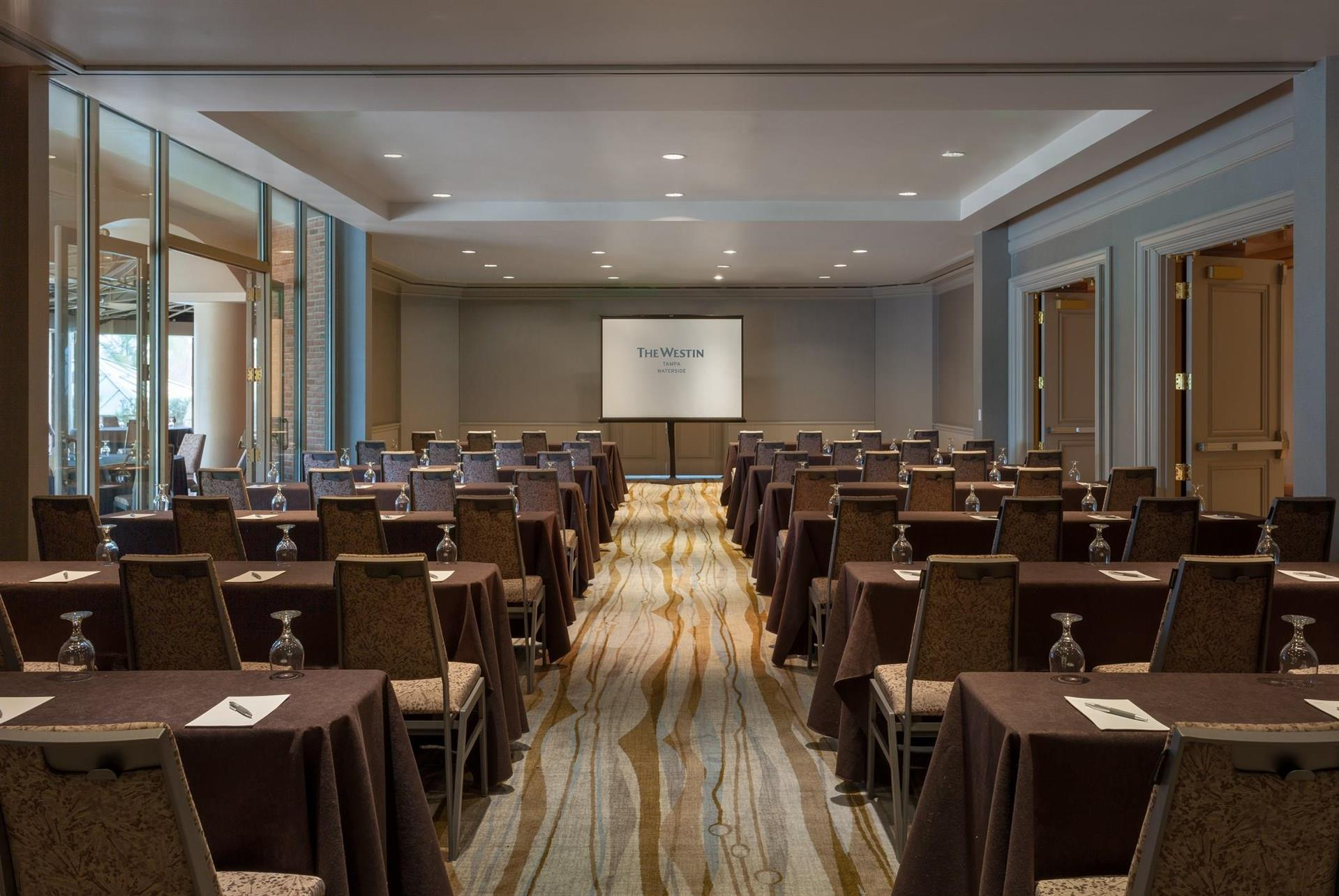 Meetings and Events at The Westin Tampa Waterside, formerly The ...