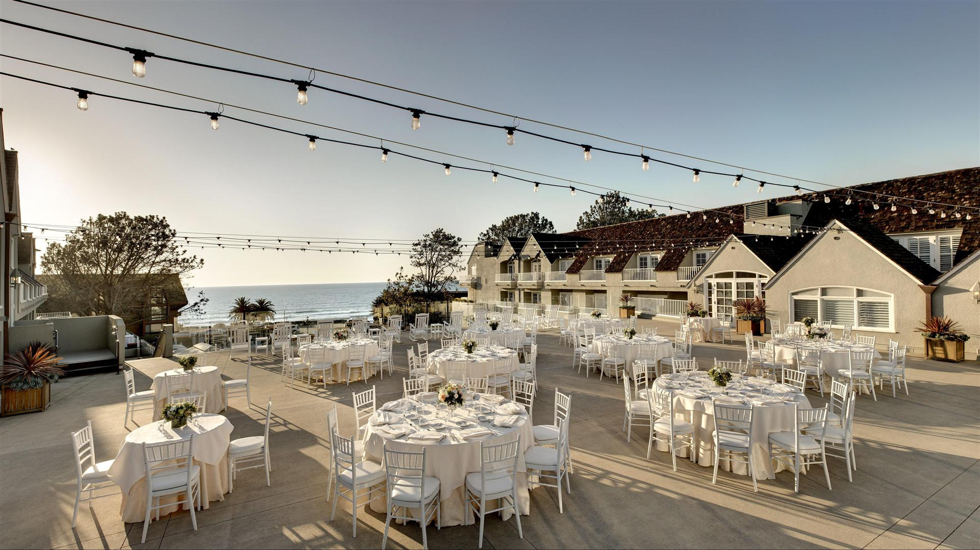meetings events at l auberge del mar del mar ca us
