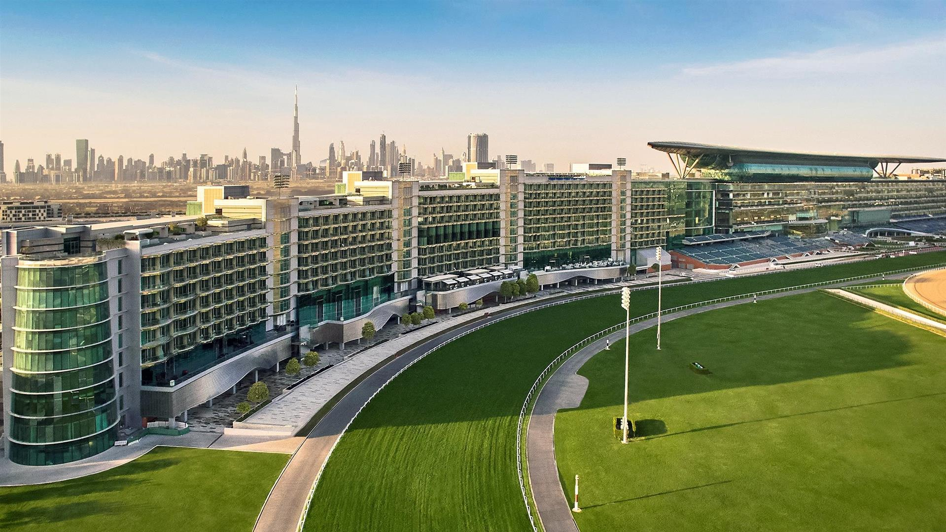 Meetings and events at The Meydan Hotel, Dubai, AE
