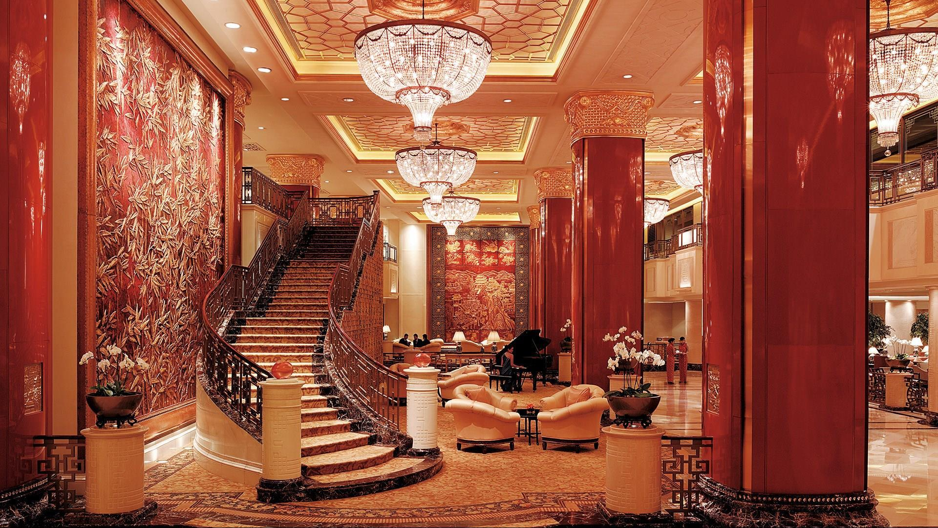grand entrance decoration.htm meetings and events at china world hotel  beijing  beijing  cn  china world hotel  beijing