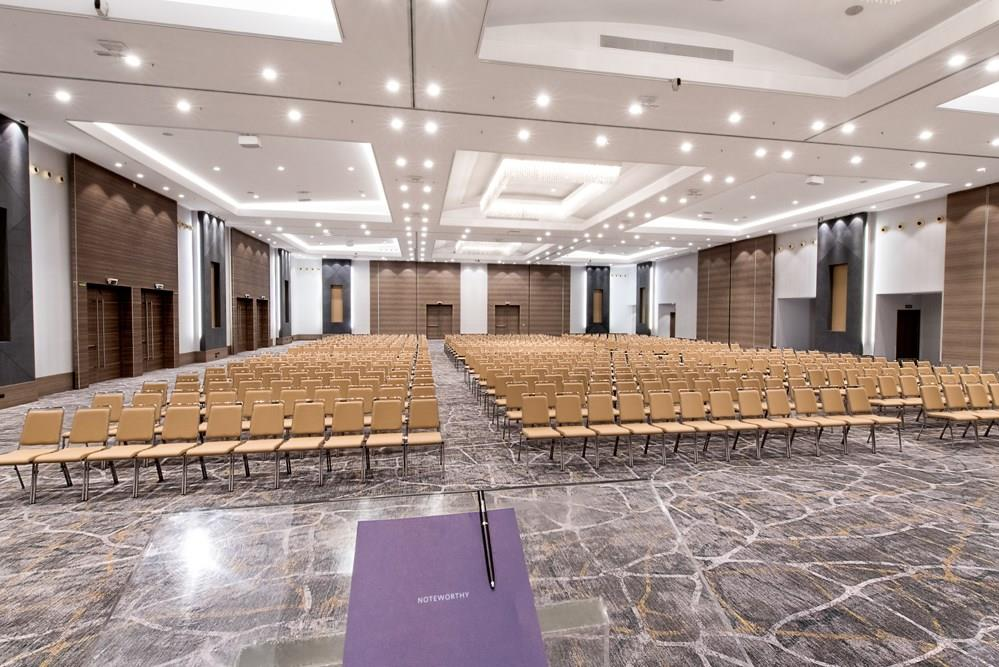 Meetings and events at Hilton Diagonal Mar Barcelona