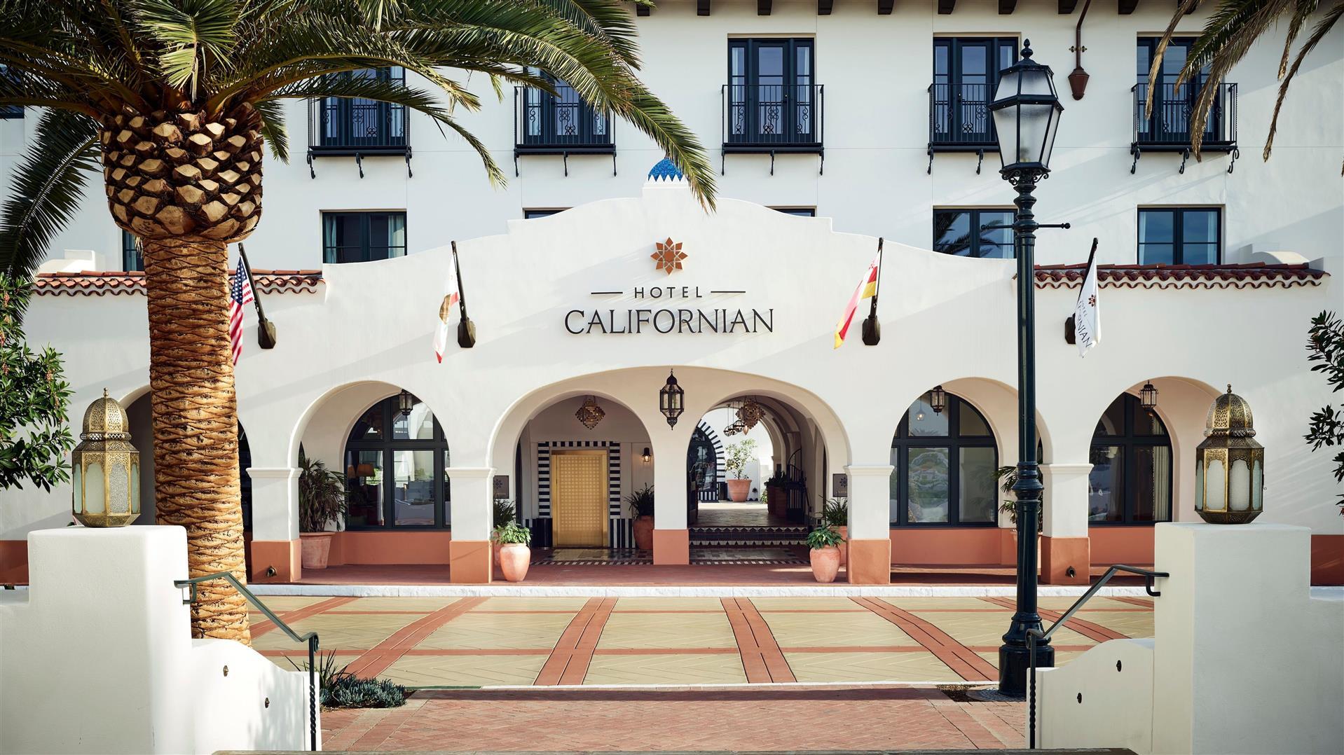 Meetings And Events At Hotel Californian Santa Barbara Ca Us