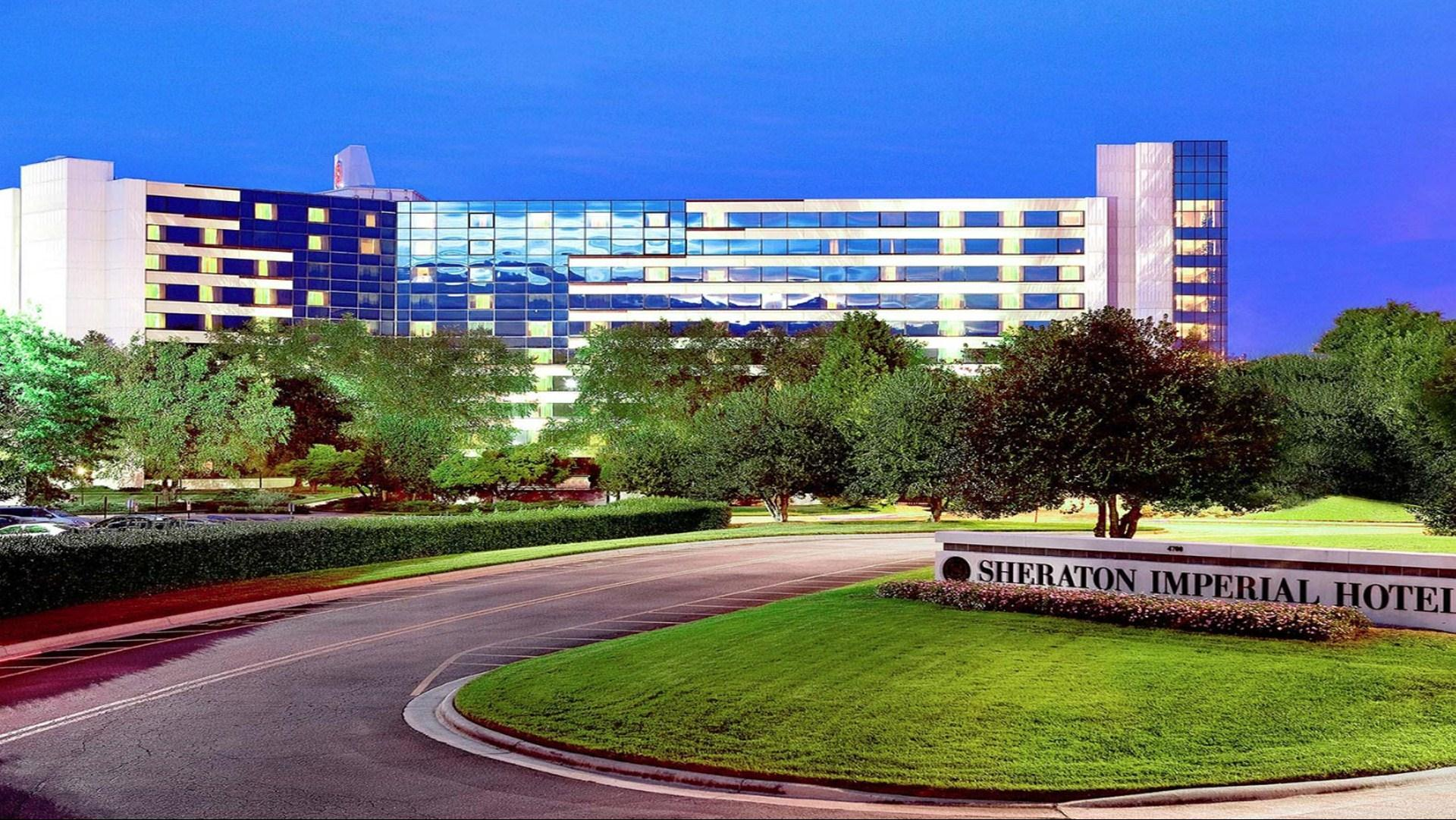 Meetings And Events At Sheraton Imperial Hotel Raleigh Durham