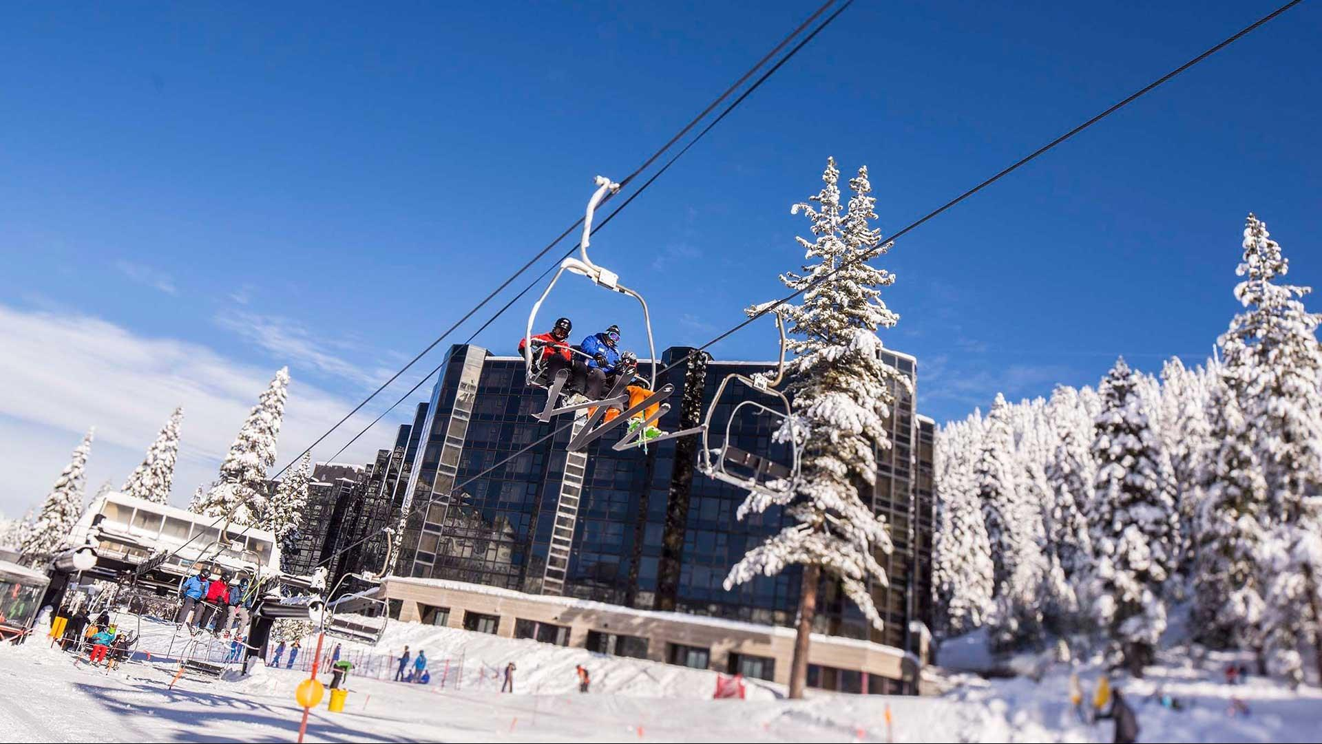 meetings and events at resort at squaw creek, olympic valley, ca, us