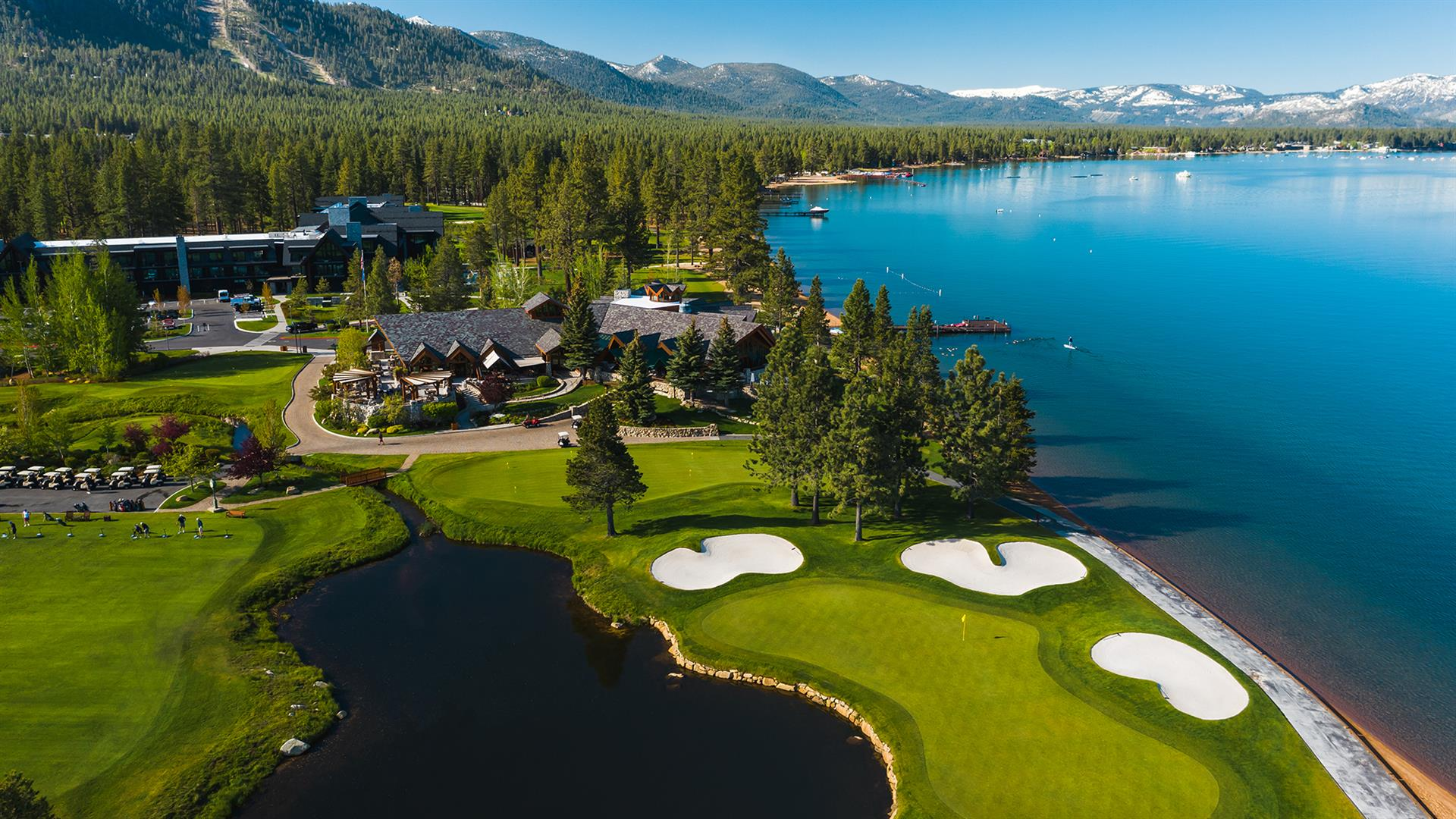 Meetings and events at Edgewood Tahoe, Stateline, NV, US