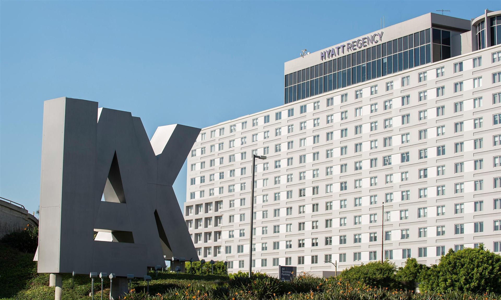 Meetings and events at Hyatt Regency Los Angeles International