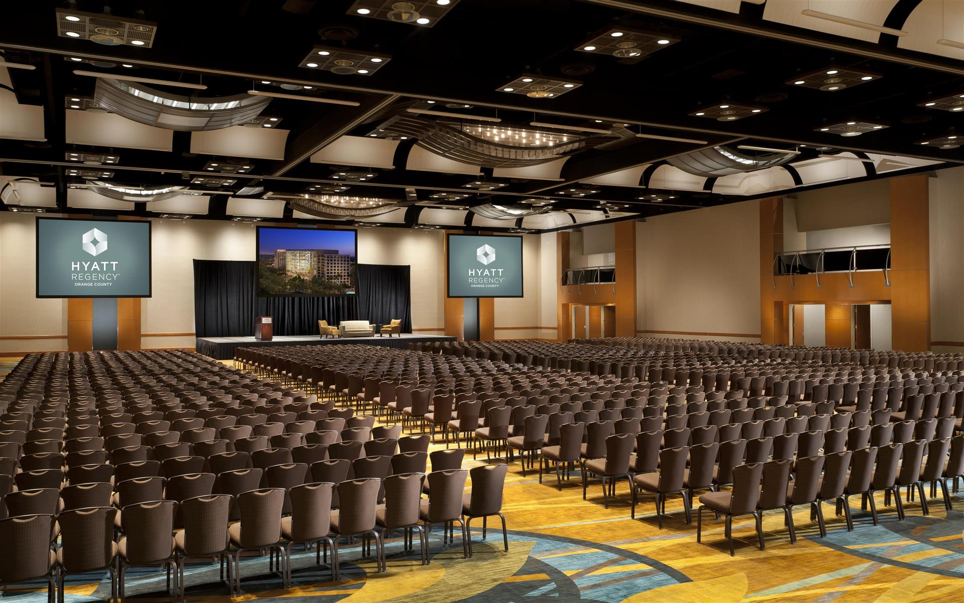 Meetings and Events at Hyatt Regency Orange County, Anaheim, CA, US
