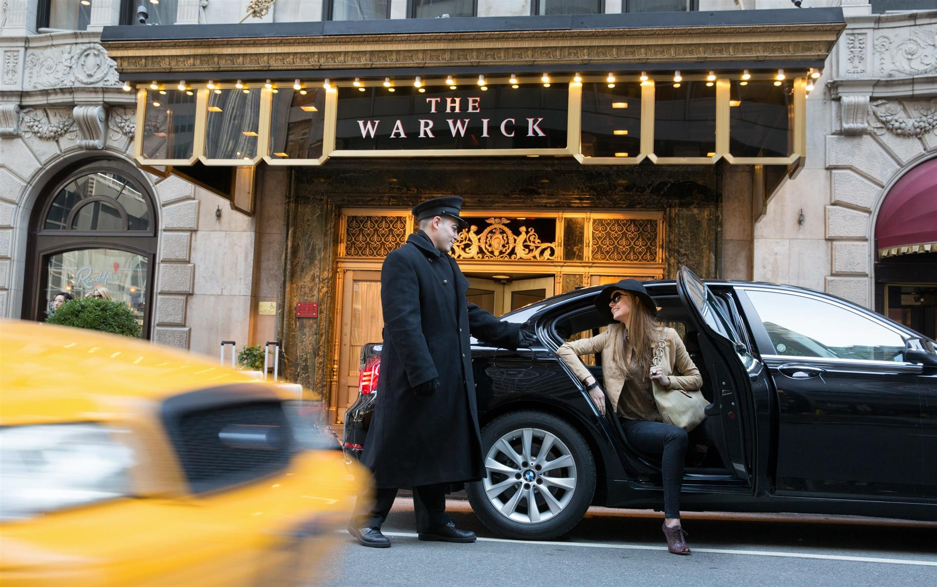 Meetings And Events At Warwick New York New York Ny Us