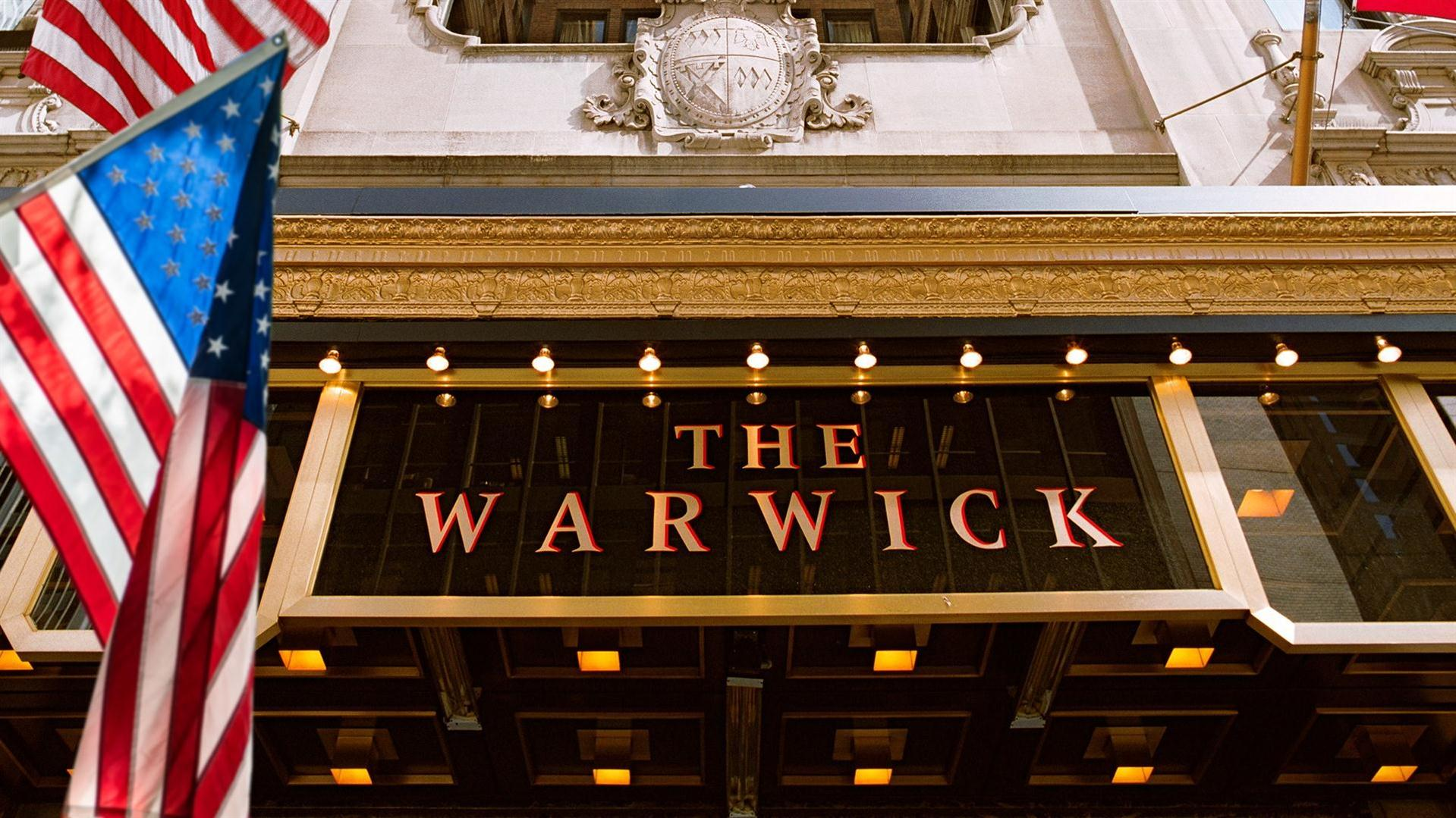 Meetings and events at Warwick New York, New York, NY, US