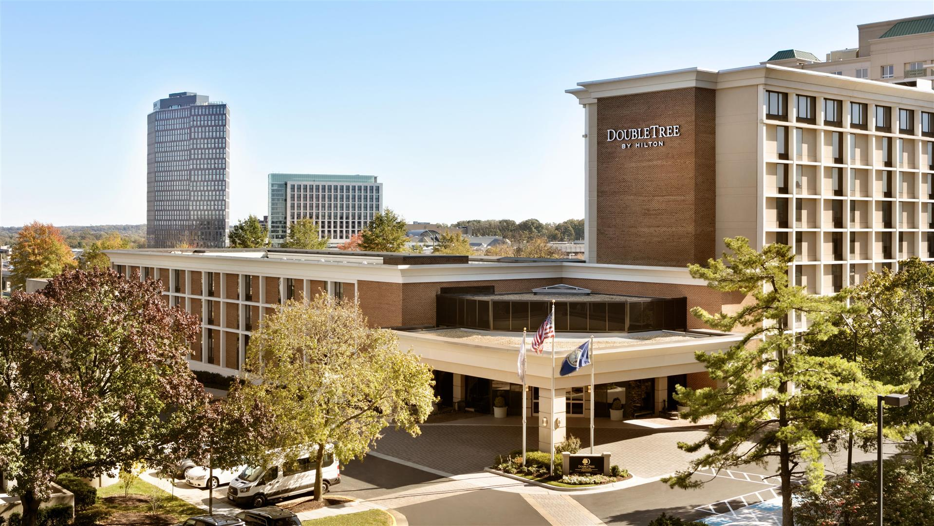 Meetings and Events at DoubleTree by Hilton McLean Tysons, McLean ...