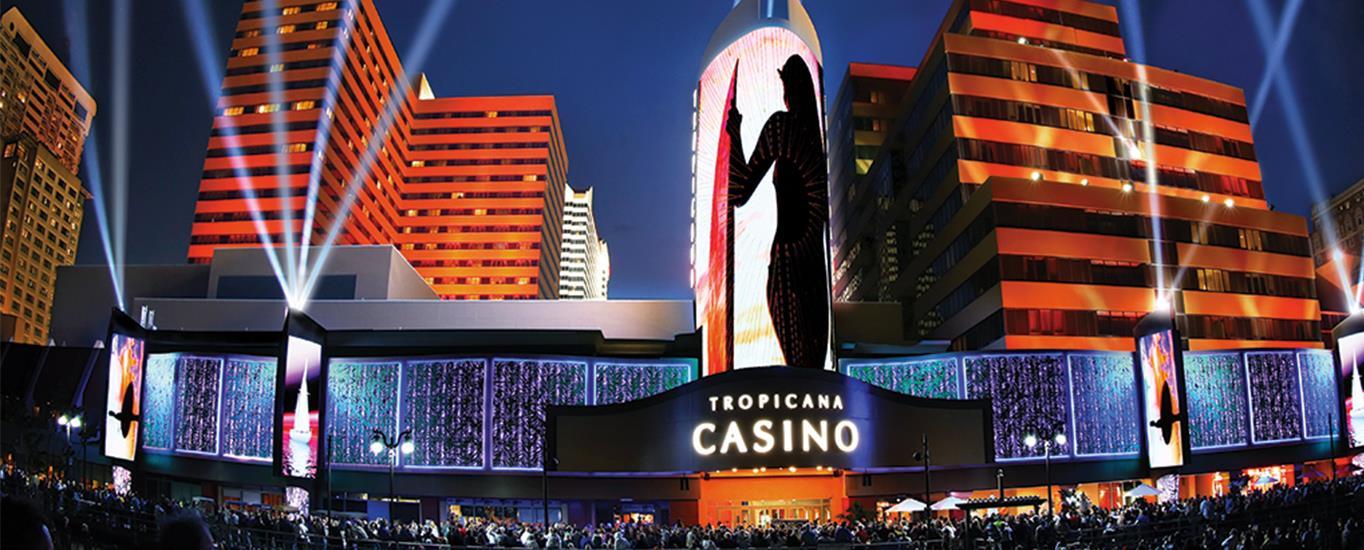 Meetings and events at Tropicana Casino And Resort Atlantic City-NJ